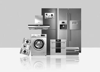 Electrical Appliances Grey Electrophoretic Coating With Titanium Pigment Ingredients
