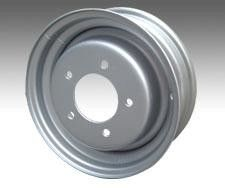 China Ecoats Auto Parts ED Painting For Automotive Wheels Hub And Steel Rings supplier