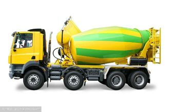 Cationic Epoxy Electrodeposition Coating High Conductivity For Mixer Truck