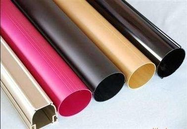 China Colorful Low Temperature Curing Electrophoresis Paint For Aluminum Products distributor